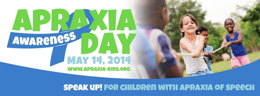 Apraxia Awareness Day FB Graphic 1