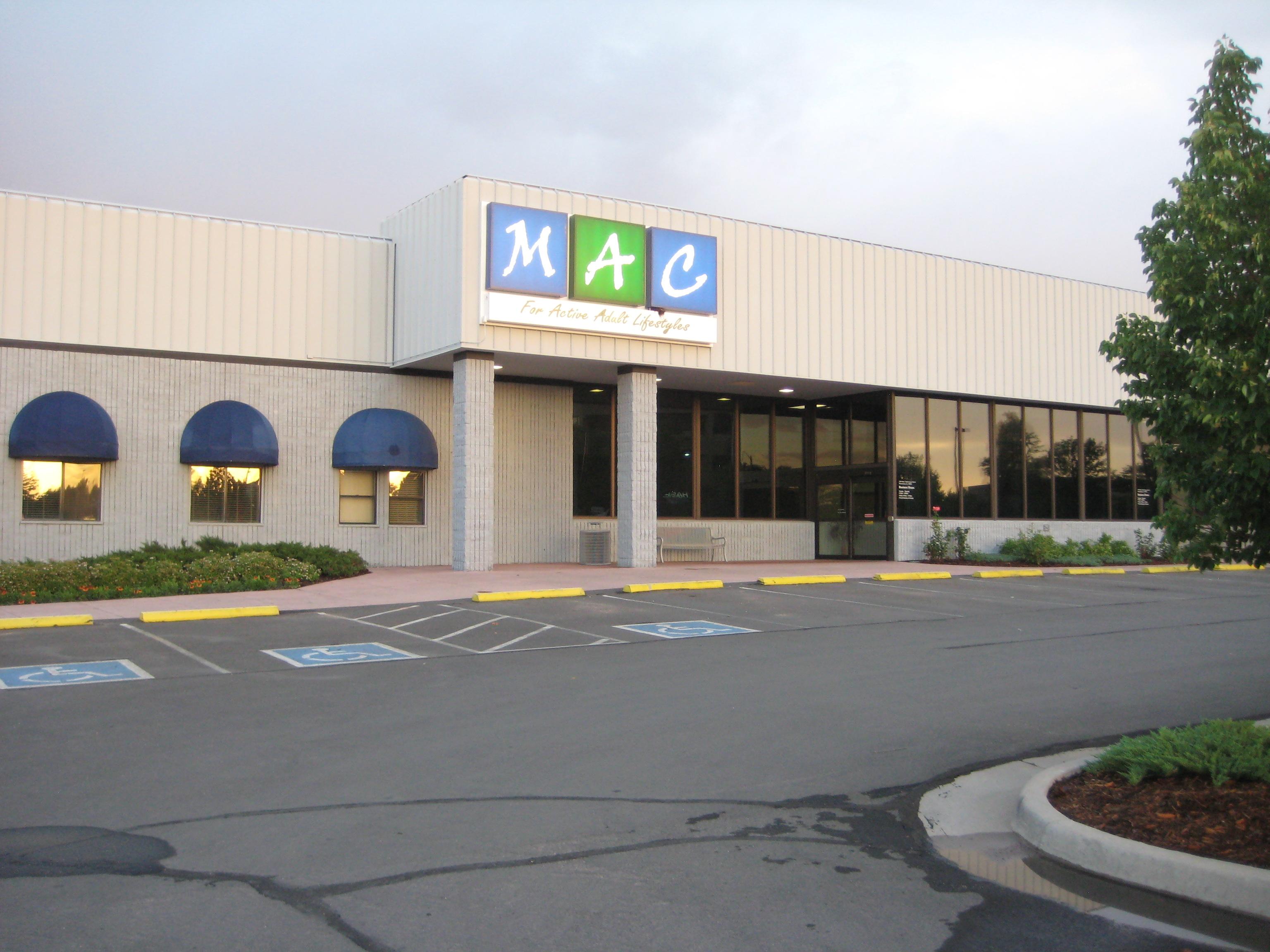 MAC Exterior 1