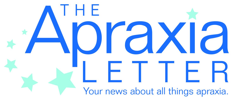 Apraxia Letter Logo