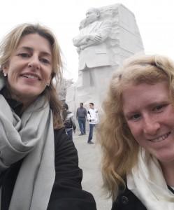 Kathy and Kourtney