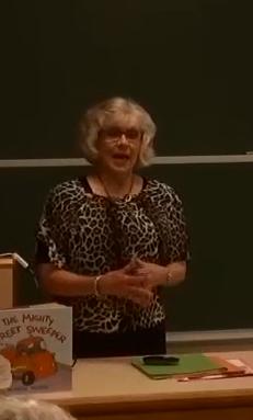 Kenda sign language talk