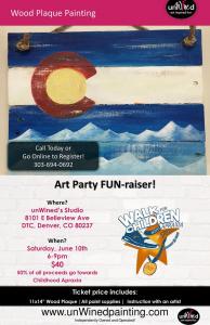 Paint Fundraiser