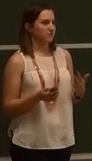 Sarah sign language talk