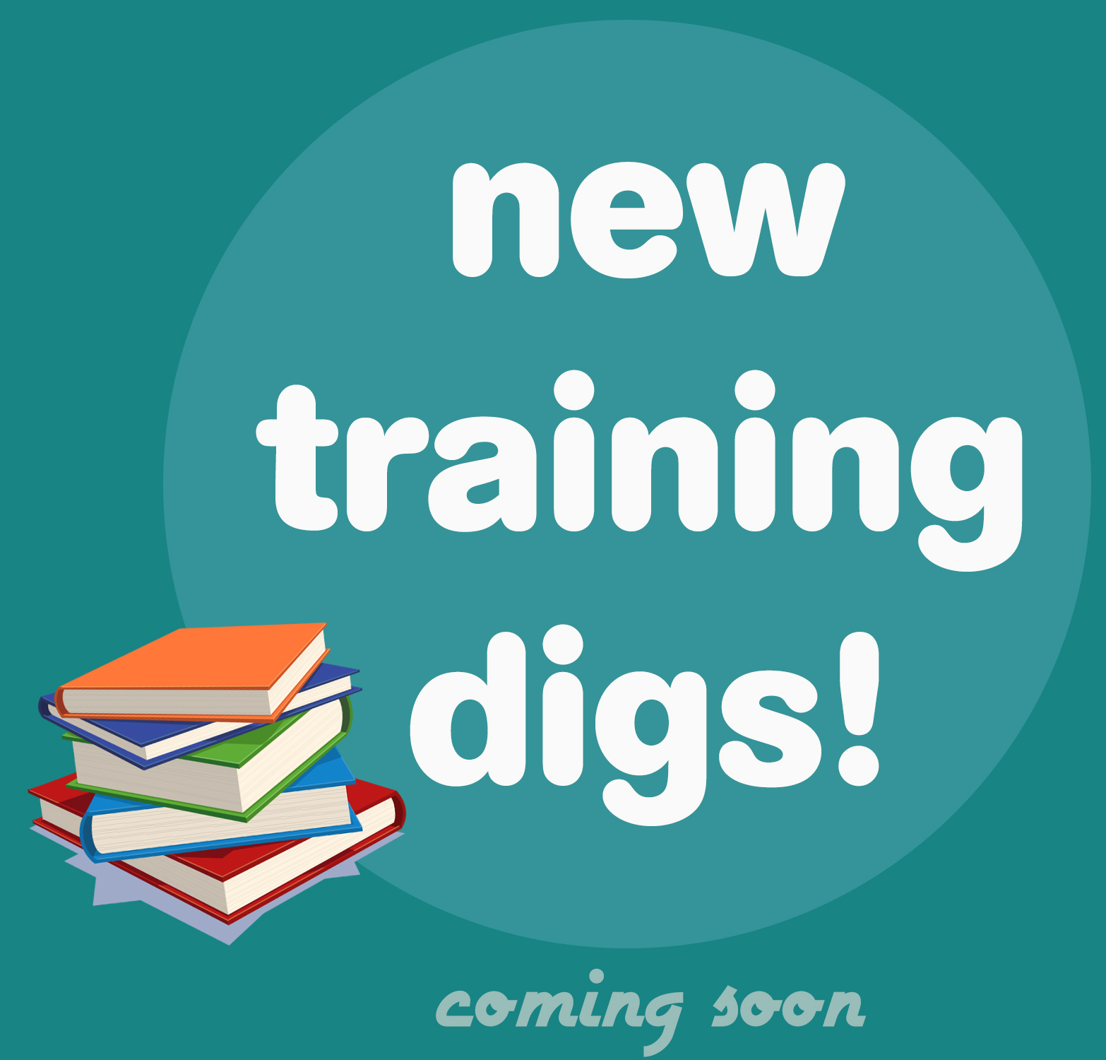 coming soon training digs
