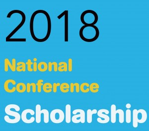 2018 National Conference Scholarship Icon
