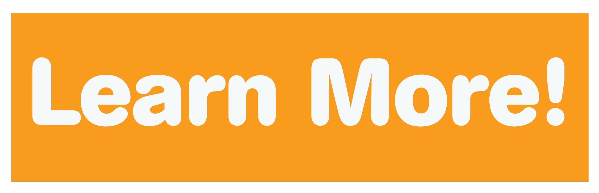 Orange Learn More Button