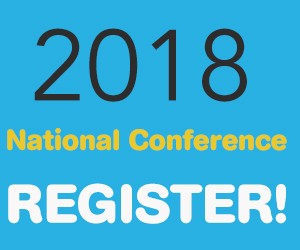 National Conference Register Graphic