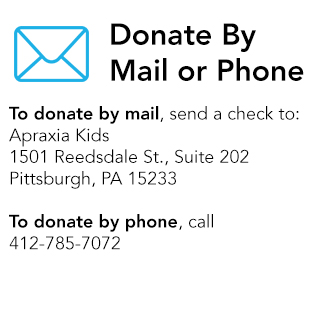 Donate By Mail or Phone
