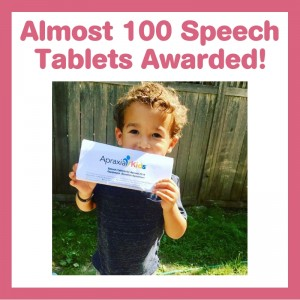 Copy of Speech Tablet