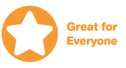 Great for Everyone Icon