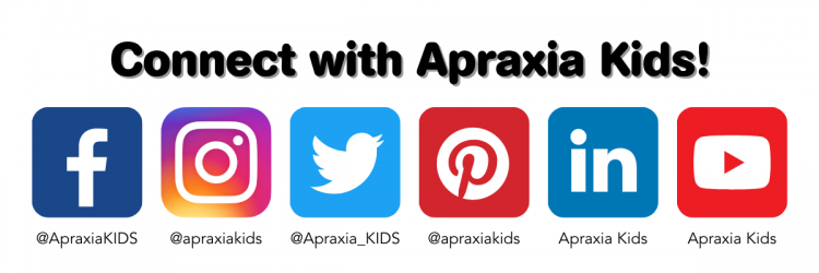 2021 Walk for Apraxia Newsletter - Connect